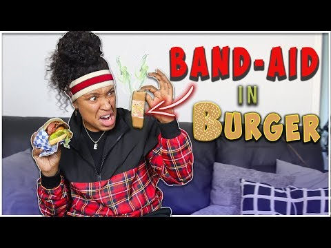 Putting a BAND-AID In My BestFriends Sandwich (Unbelievable REACTION)