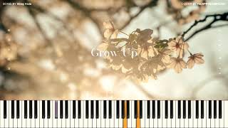 Stray Kids (스트레이 키즈) - 잘 하고 있어 (Grow Up) [PIANO COVER]
