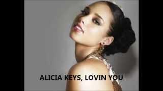 Alicia Keys Instrumental  Lovin You