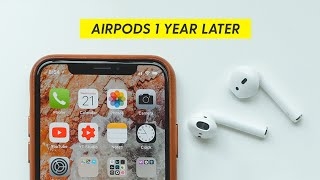 AirPods: One Year Later