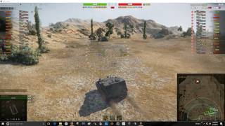 Getting a Mastery on FV304 artillery in World of Tanks.