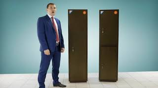 Сейф бухгалтерский МБ-40