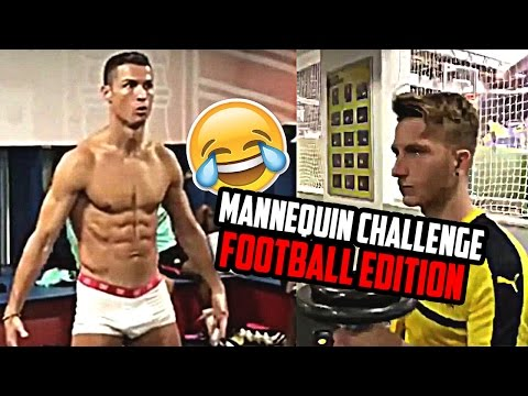 BEST FOOTBALL MANNEQUIN CHALLENGE COMPILATION - FOOTBALL EDITION! feat. Cristiano Ronaldo & More!