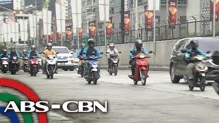 TV Patrol: Angkas, grupo ng motorcycle riders nagdaos ng protesta sa EDSA