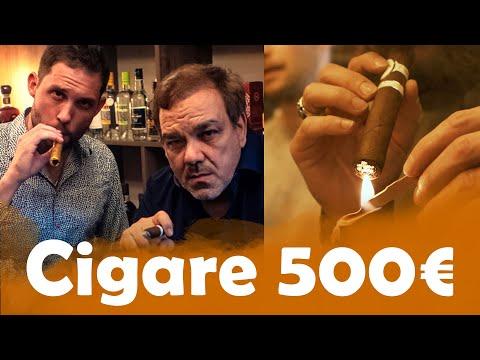 Cigare à 0.50€ VS 500€ avec DIDIER BOURDON !
