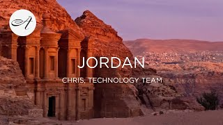 My travels in Jordan, 2016