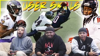 Who Is Better? Marcus Peters vs DeAndre Hopkins! + SUPER CRAZY Catch!