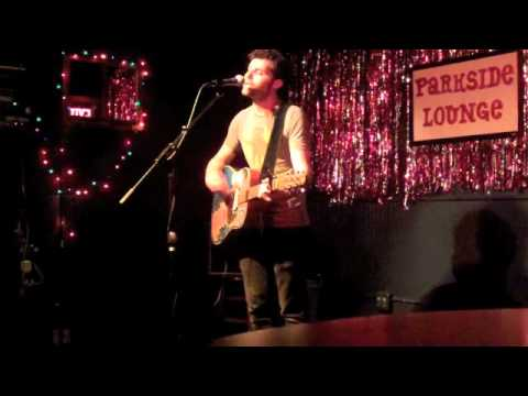 """Bit My Tongue"" - Adam Cohen at Parkside Lounge"