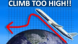 What Happens If An Aircraft Climbs Too High?!