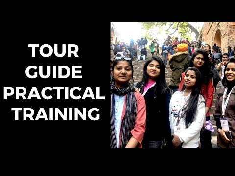TOUR GUIDE Course | Travel Tourism Diploma | Career in Travel ...