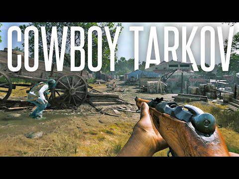 TARKOV BUT WITH COWBOYS AND LEVER-ACTIONS - Hunt: Showdown PVP Gameplay