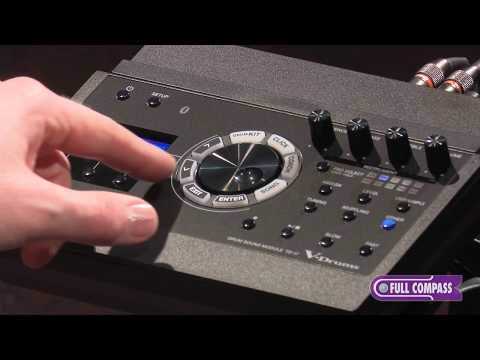 Roland TD-17 Sound Module Overview | Full Compass