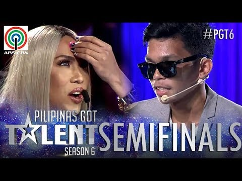 Pilipinas Got Talent 2018 Semifinals: Jepthah