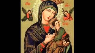 Молебень до Пресвятої Богородиці (аудіозапис, укр.)