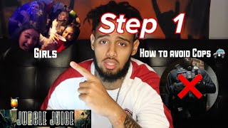 STEP BY STEP HOUSE PARTY GUIDE (18+)