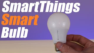 How to Set Up The SmartThings Smart Bulb