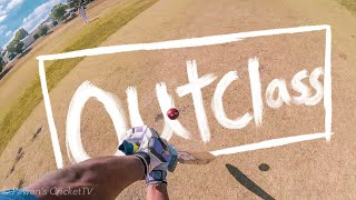 GoPro Batting on Turf at its Finest - Getting annihilate with the ball  ||P'sCTV||19