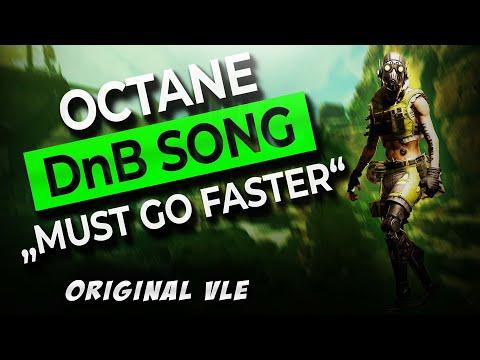 "The Octrain - ""Must Go Faster"" (Octane Apex Legends VLE Song)"