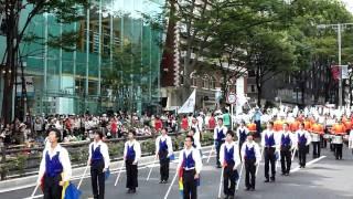 TOKYO2016招致決定応援大パレード [ 第1部 ] ◆  [E] ルネサンスバンガード