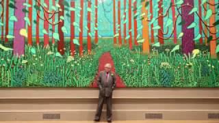 Woldgate Woods (David Hockney)