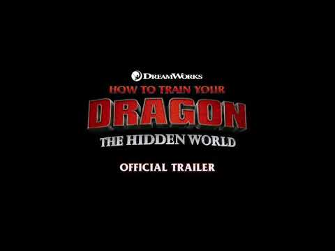 HTTYD 3 ending The Big How To Train Your Dragon Story