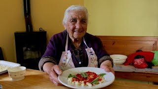 Meet the Oldest Pasta-Making Granny in the World! | Pasta Grannies