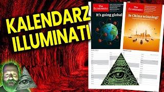 Kalendarz Illuminati i Przepowiednie dla Świata i Polski na 2021!