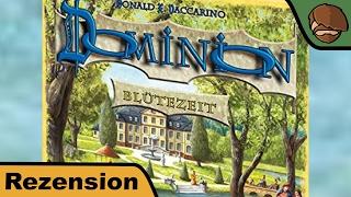 Dominion: Blütezeit (Erweiterung) - Brettspiel - Review