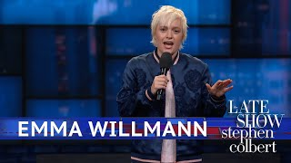 Emma Willmann Is The Man One