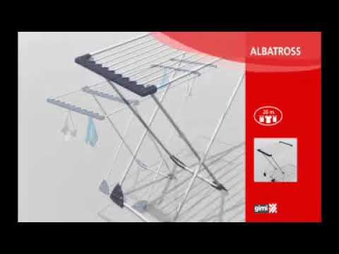 Сушилка для белья Gimi S.p.A. Albatross