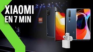 TODO sobre el EVENTO de XIAOMI en 7 MIN: Xiaomi Mi 10, Mi 10 Pro, Mi 10 Lite 5G y MUCHO MÁS