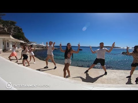 Shimmer Showgirls - Mallorca Flashmob