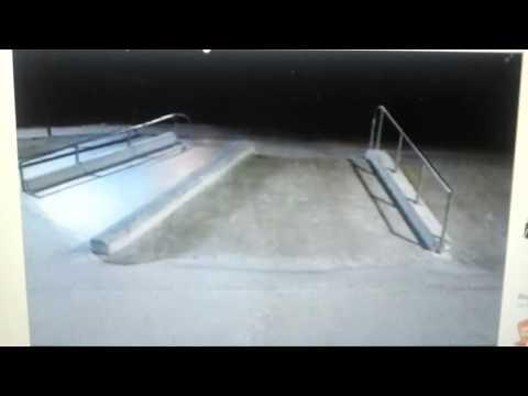 Me boardslide
