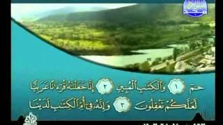 HD المصحف المرتل 25 للشيخ خليفة الطنيجي حفظه الله