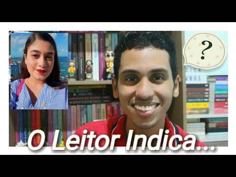 O LEITOR INDICA... #4 | CARPE DIEM LITER�RIO FEAT. LORENA STEPHANE