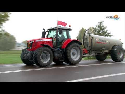 To dopiero początek wojny. Protesty rolników w regionie