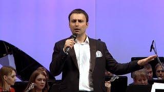 Владислав Косарев в Государственной филармонии Кузбасса 27.02.2017