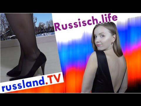 Russisch: Für Euch interessante Klamotten! [Video]