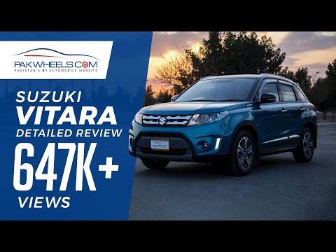 Suzuki Vitara | Expert Review