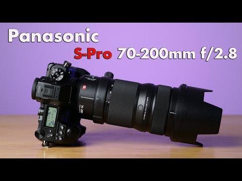 Panasonic Lumix S-Pro 70-200mm f/2.8 Lens   First impressions