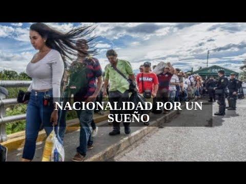 Proyecto de ley busca ciudadania para mas de 600 mil venezolanos