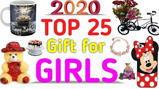 25 Awesome Birthday Gift for girls,perfect birthday gifts for #girlfriend#Sister#Wife#Mother#gift