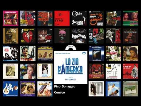 Pino Donaggio - Comico (Best movie soundtrack)
