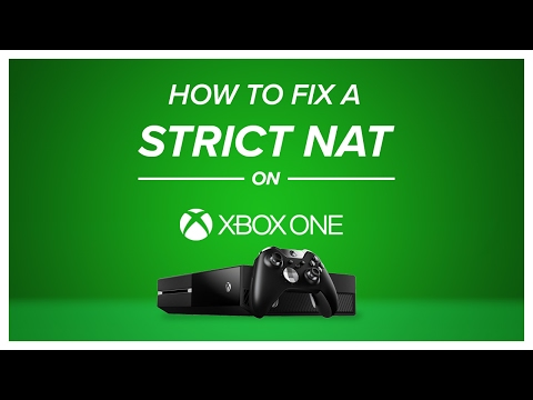 How to Fix a Strict NAT on XBOX ONE