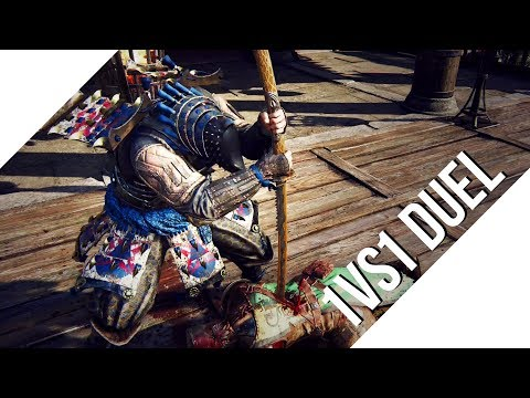FOR HONOR (PC) - Conqueror your Fears (Kensei Rework Duels v1.19)