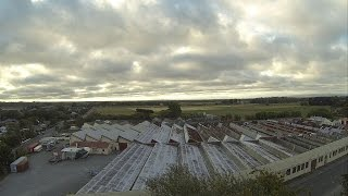 preview picture of video 'Kaiapoi Woollen Mills - Quadcopter flight'