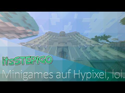(Stream von Twitch) Minecraft mit Cap. Niffler