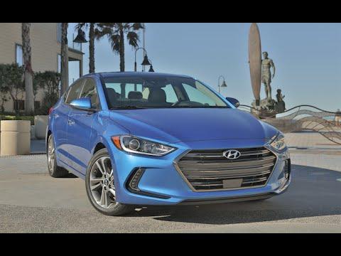 Hyundai Elantra Review - First Drive
