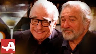 Robert De Niro and Martin Scorsese Reminisce With Don Rickles | Dinner with Don