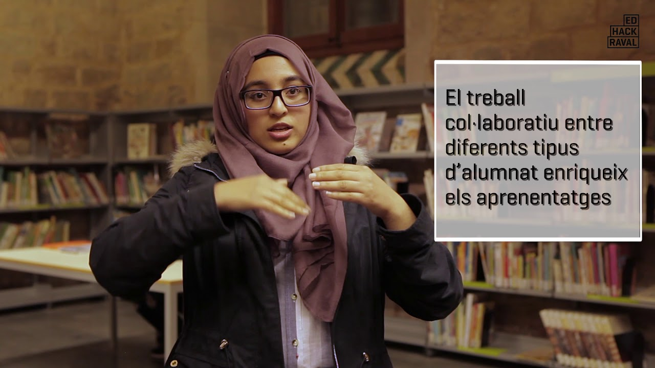 Com personalitzem els aprenentatges per evitar l'abandonament escolar? #jopersonalitzo